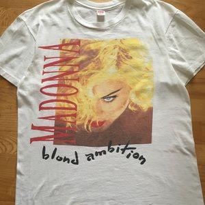 Madonna Vintage T-shirt